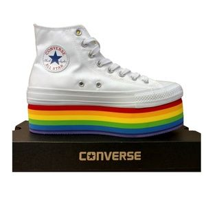 2d31c0bff33bed Converse Shoes - Converse PRIDE x Miley Cyrus Chuck Taylor Shoes